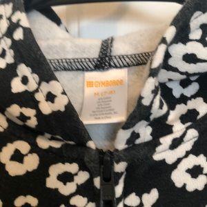 Gymboree Shirts & Tops - Girls zipped hoodie